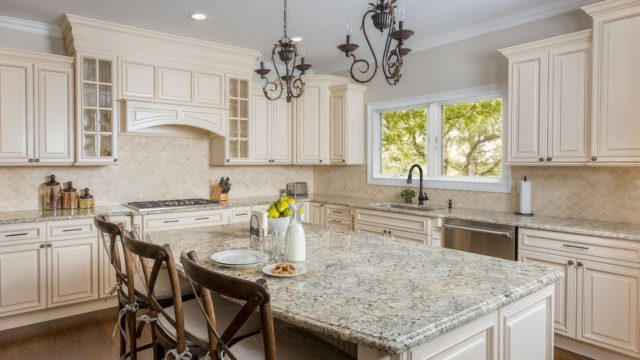 Stylish and Elegant kitchen cabinets collection