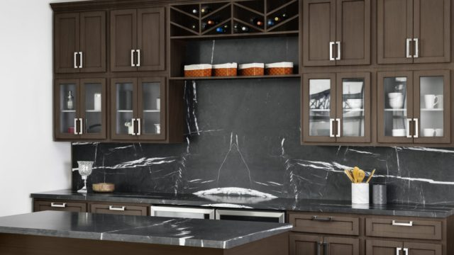 Durable and stylish kitchen cabinets